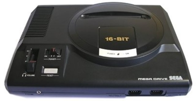 Sega Mega Drive (1988)