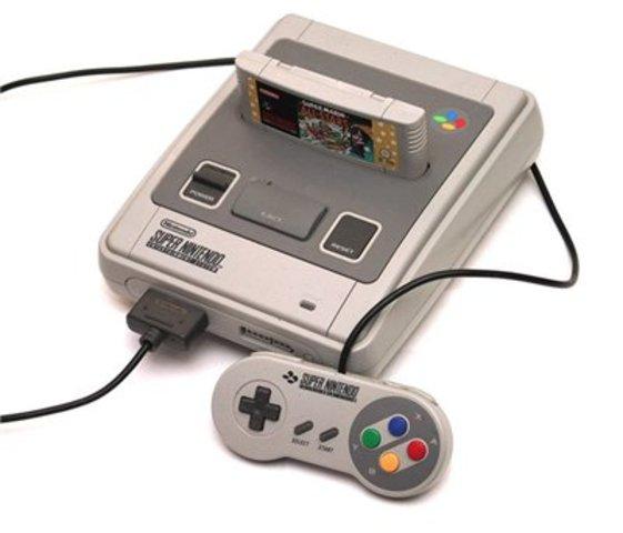 Super Nintendo Entertainment System (1990)