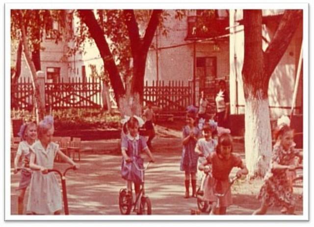 Детские спортивные праздники на участке детсого сада