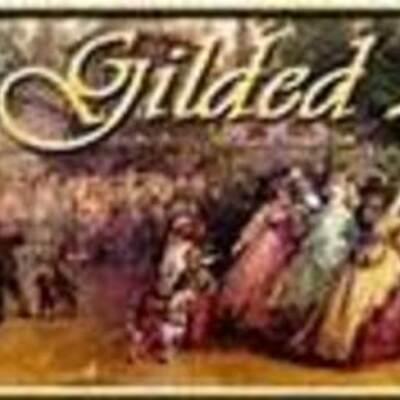 The Gilden Age timeline