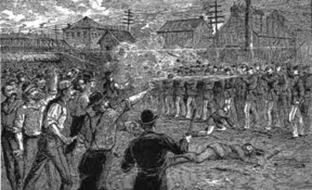 Labor Movement of 1877