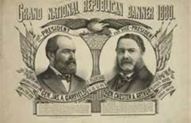 The election of 1880