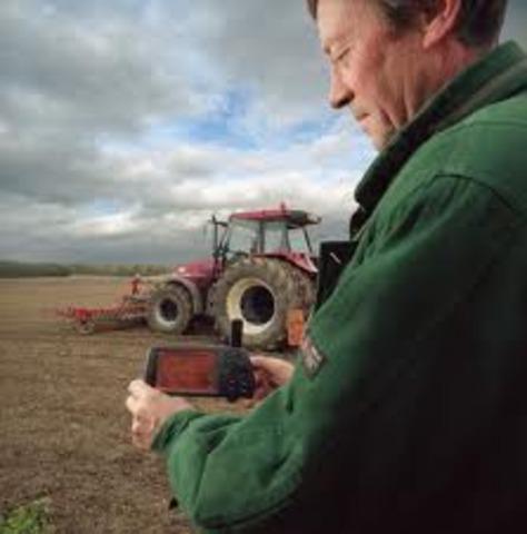 Satellite Agriculture begins