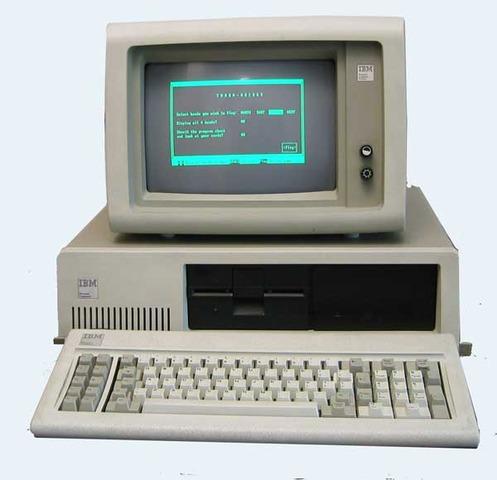 Presentacion De La computdor XT