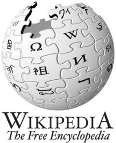 Wikipedia started