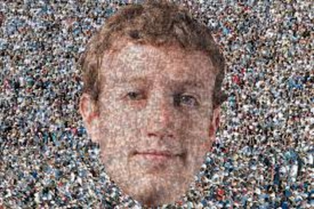 Facebook hit 1 billion monthly users