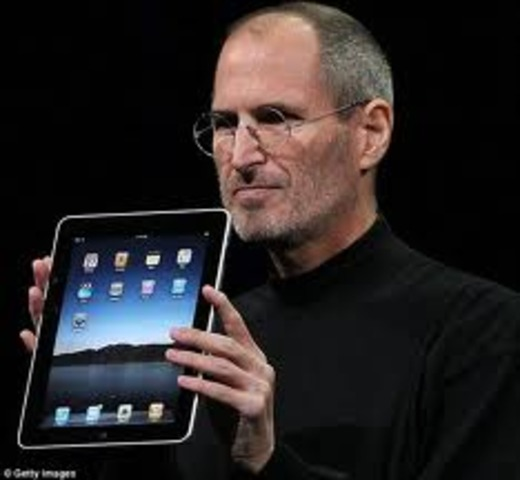 iPad introduced