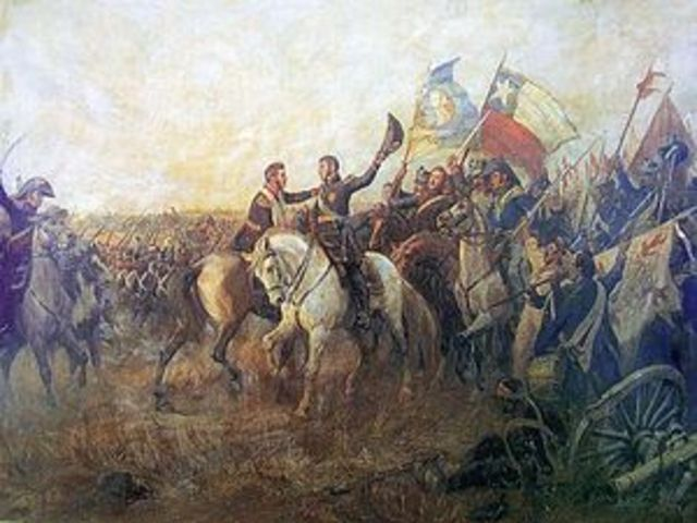 Guerra de Independencia en Chile
