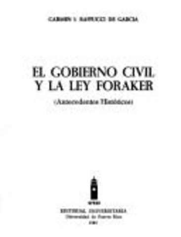 Ley Foraker