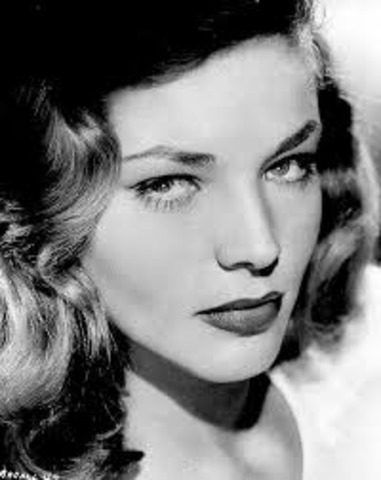 """Movie """"To Have and Have Not"""" Released Starring Lauren Bacall"""
