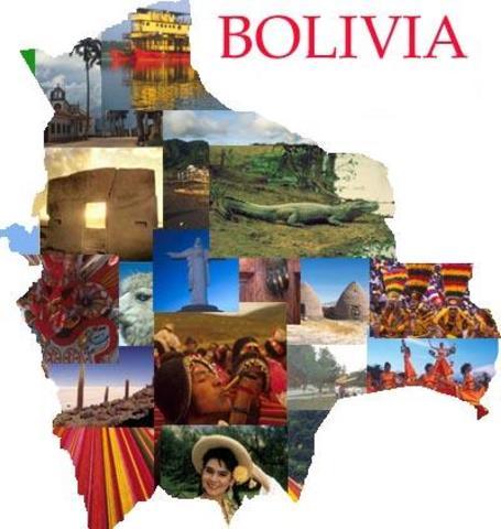 Independencia de Bolivia