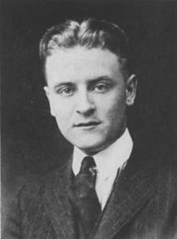 F Scott Fitzgerald, author (Zelda)- died Dec 21, 1940 - dies of a heart attack at 44