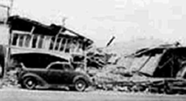World Event: El Centro Earthquake