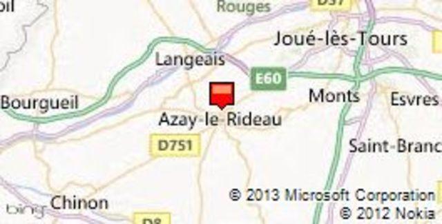 The Medieval Château of Azay