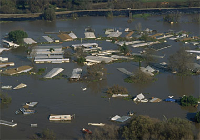 World Event: Holmfirth Flood