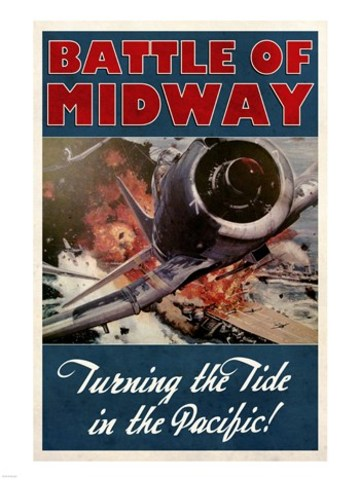WWII Events: Battle of Midway