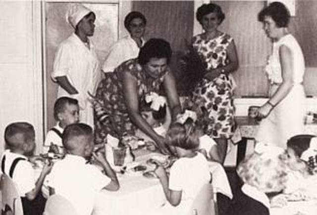 коллектив детского сада