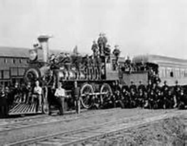 Railroad strikes paralyze nation
