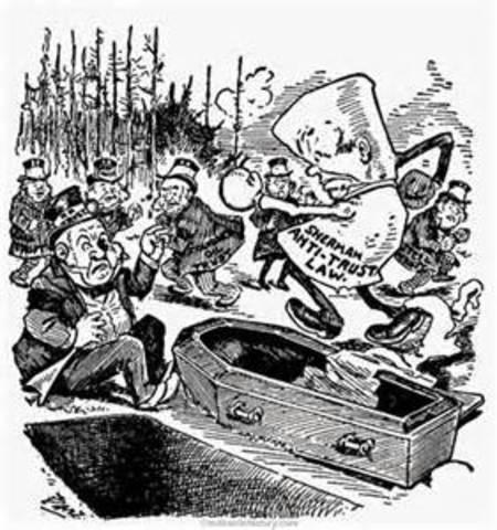 Sherman Anti-Trust Act