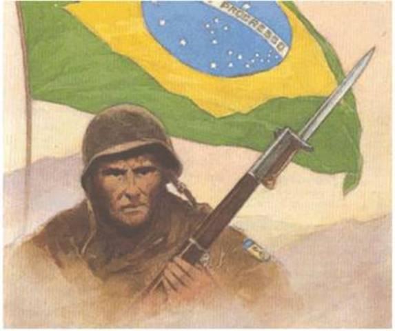 Brazil : Guerra
