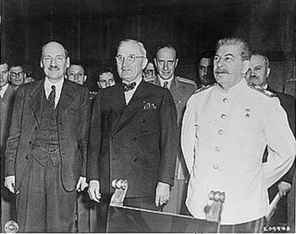Potsdam Agreement