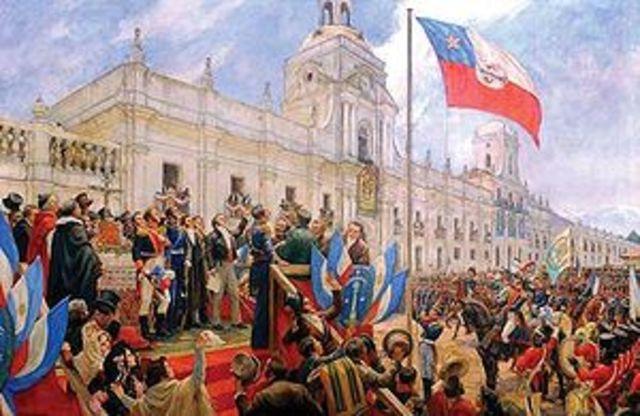 Chile : Guerra