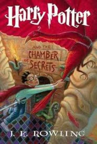 Harry Potter and the Chamber of Secrets published.