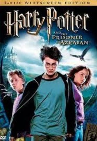 Harry Potter and the Prisoner of Azkaban movie release.