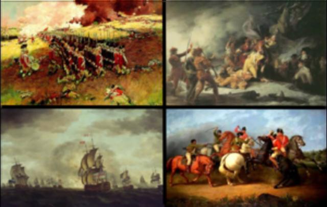 Guerra de independencia de los E.U