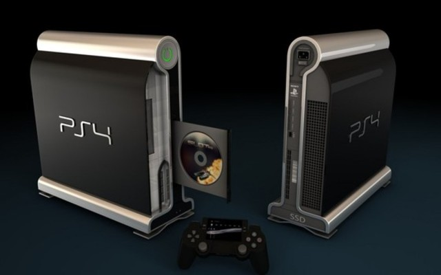 Ps4 announced