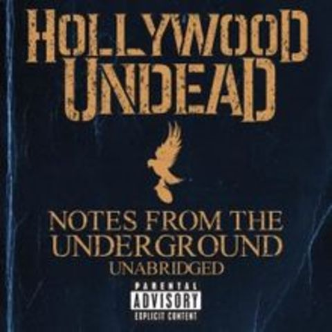notes from the underground album released