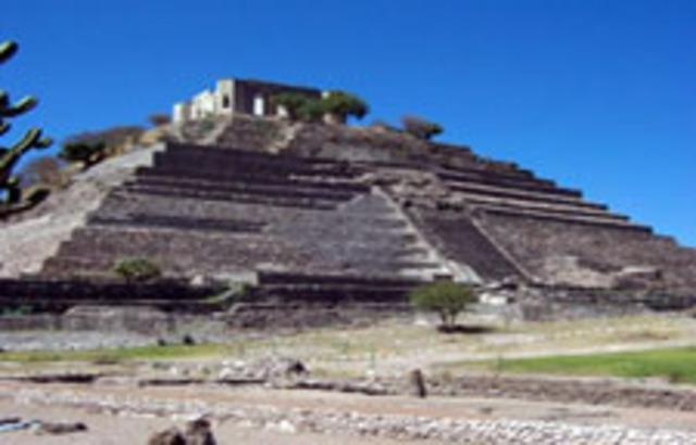 Pirámide del Gran Cué