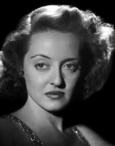 Bette Davis-who starred in The Letter (1941)