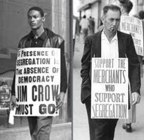 Jim Crowe Laws