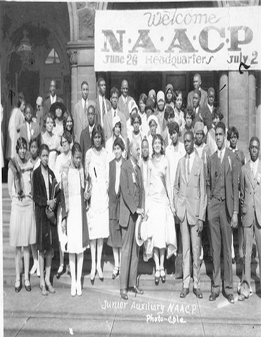 National Association for the Advancement of Colored People (NAACP)