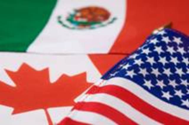 NAFTA passed- December 1993