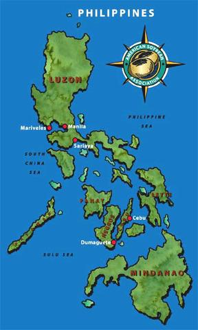 The Phillipine Islands are recaptured