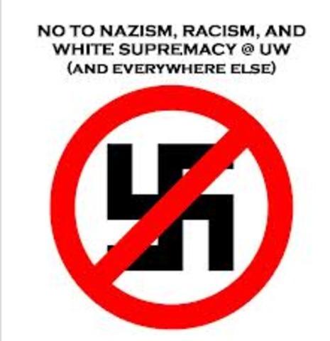 US opposes Hitler