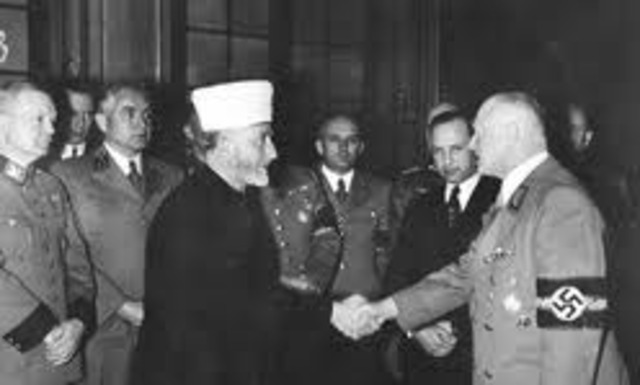 Nazi Leaders call a conference