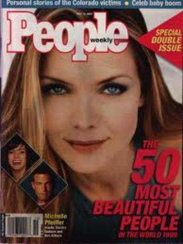 Liste People's les 50 les plus beaux