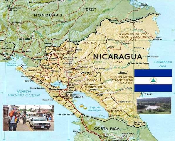 Guerra deIndependencia de Nicaragua