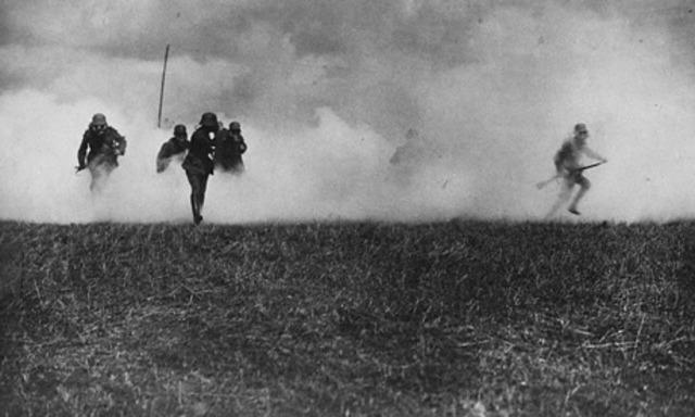 Second Battle of Ypres began