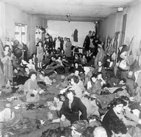 1 million, men, women, and chlidren die of starvation