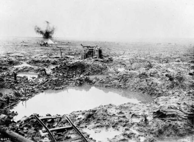 Battle of Passchendaele/Third Battle of Ypres