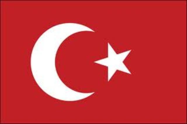 Turkey made peace