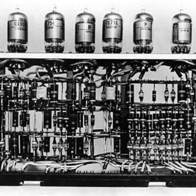 Cronograma arquitectura de computadores timeline