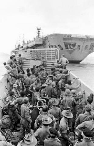 Australia's Last Battalion Leaves Nui Dat