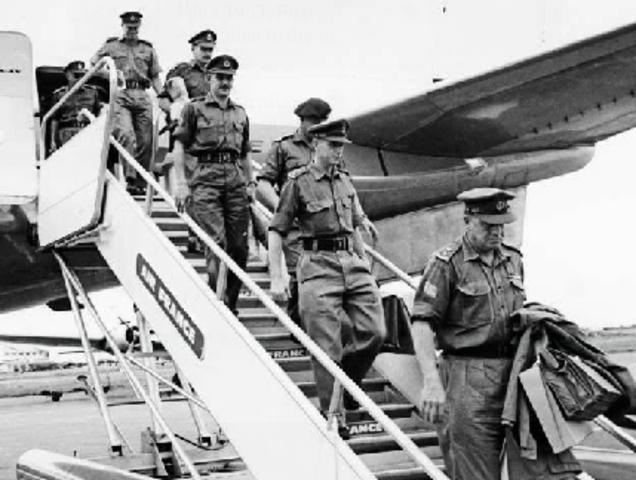 Australia Begins their Involvement in the Vietnam War
