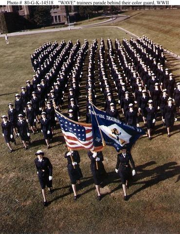 World Event: Women in US Navy