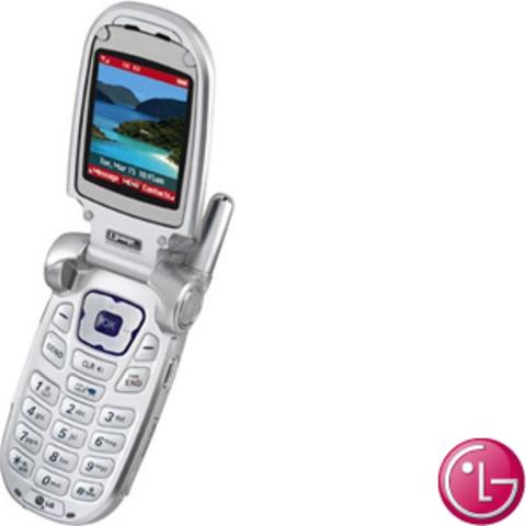 Got first cell phone